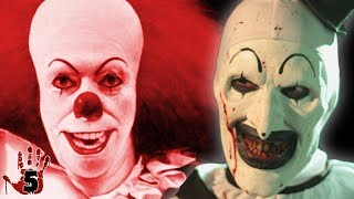 Top 5 Scary Clowns In History