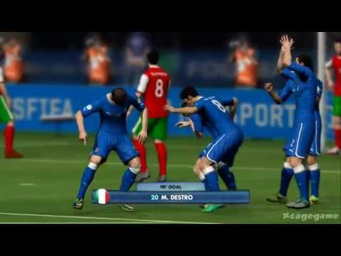 2014 FIFA World Cup - Story of Qualifying Gameplay   [ HD ]