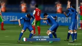 Video 2014 FIFA World Cup - Story of Qualifying Gameplay   [ HD ] download MP3, 3GP, MP4, WEBM, AVI, FLV Agustus 2017