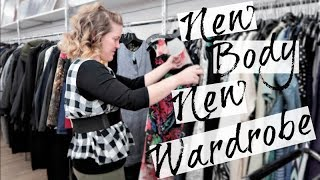 THRIFT WITH ME | WEIGHT LOSS | NEW WARDROBE!!