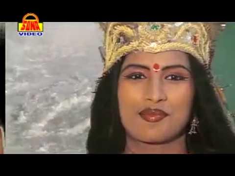 आल्हा नर्मदा जी का || SuperHit Mata Bhajan Video || Reva Maiya Ki Dhwaja Lahrai Ho #BundelkhandiHits