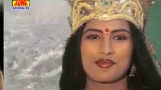 आल्हा नर्मदा जी का    SuperHit Mata Bhajan Video    Reva Maiya Ki Dhwaja Lahrai Ho #BundelkhandiHits