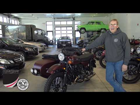 2018 Ural Gear Up, Overview, Ural of New England & AlphaCars