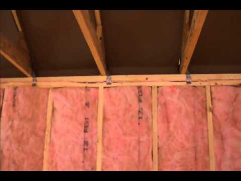 Attic Insulation Blown In Insulation New Construction