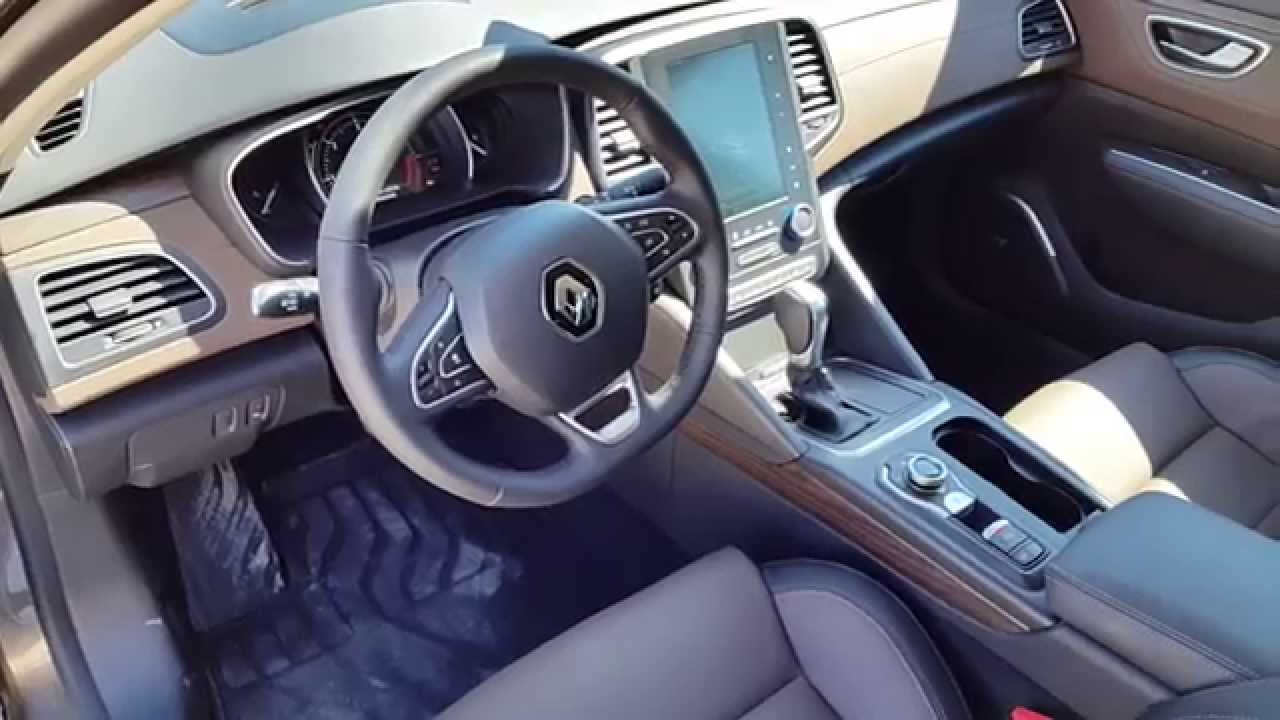 Renault Talisman close-up views and first contact review ...