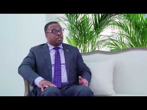 Hon. Mark Brantley on Visa-free accessibility with St Kitts & Nevis Passport