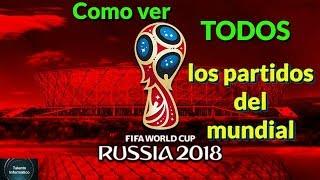 Ver TODOS los partidos de fútbol del mundial Rusia 2018 ⚽CHAMPIONS LEAGUE | UEFA