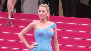 The always beautiful Blake Lively attend the Premiere of The BFG at the Cannes Film Festival