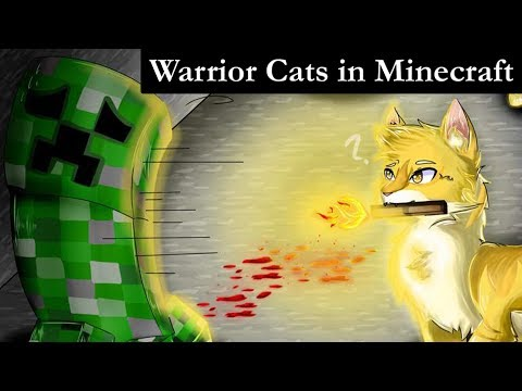 Warrior Cats In Minecraft