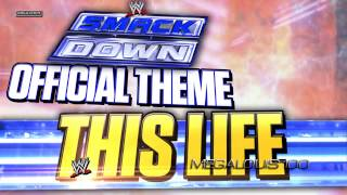 2013: WWE Smackdown 14th and NEW WWE Theme Song -
