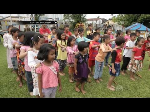 Lentera Indonesia - Perjuangan Pendidikan Anak Pemulung Pontianak