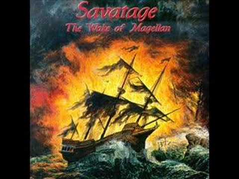 "Savatage- ""The Wake Of Magellan"""