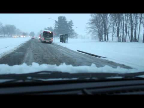 SNOW STORM GAITHERSBURG MARYLAND