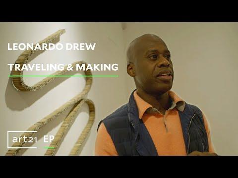 Leonardo Drew: Traveling & Making | Art21 Extended Play