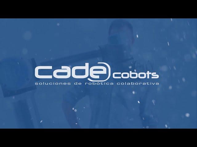 Felicitación navideña CADE Cobots