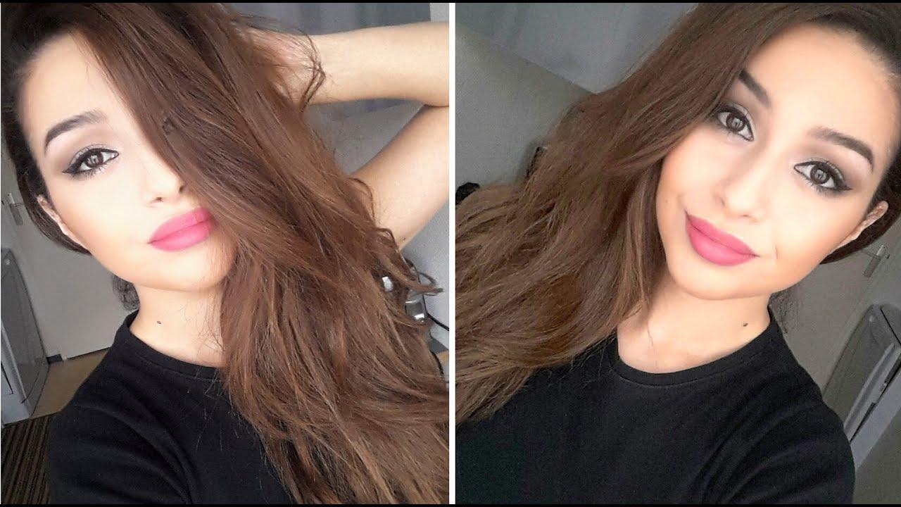 Tuto maquillage de printemps look1 intense nedjmaonline youtube - Tuto de maquillage ...