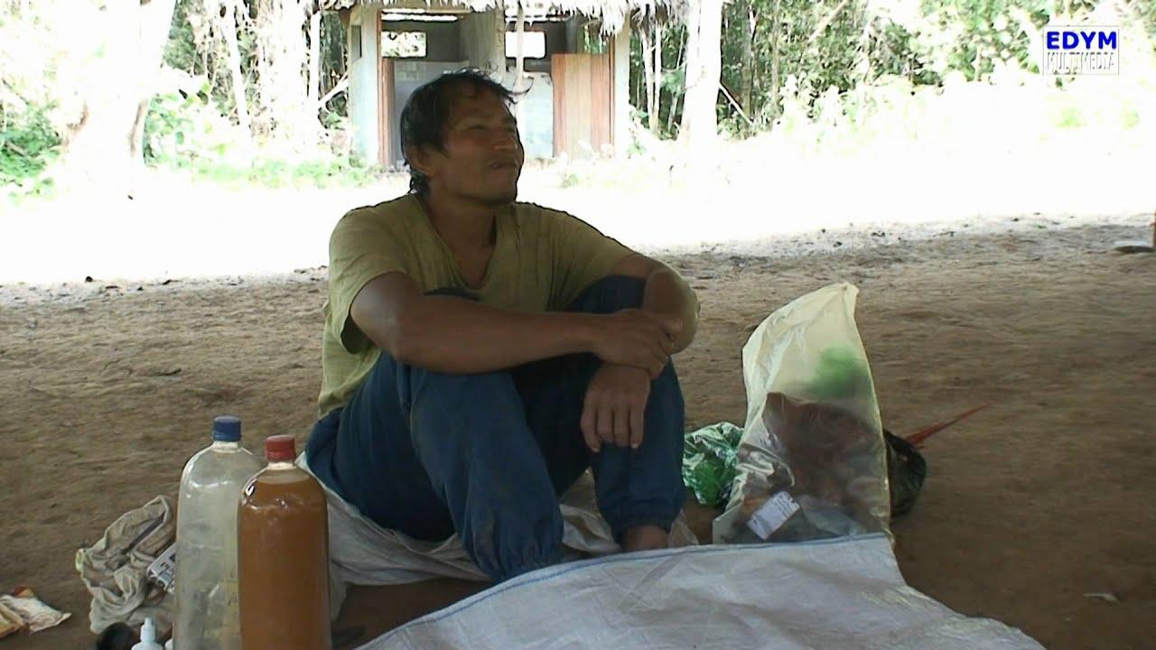 Charla sobre el uso de la ayahuasca