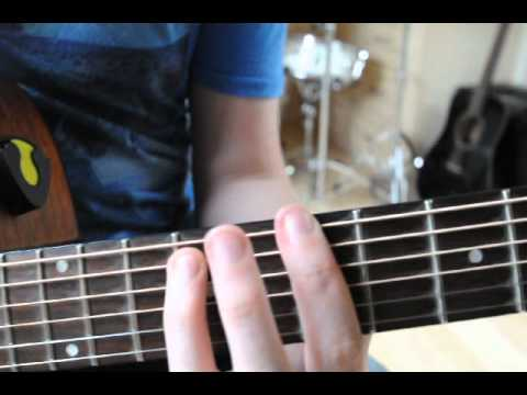 The Beatles Come Together Guitar Chords Acoustic Tutorial - YouTube