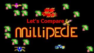 Let's Compare ( Millipede )