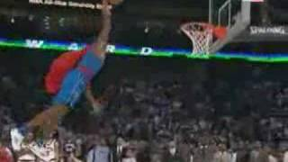 Dwight Howard Superman Slam Dunk Contest 2008