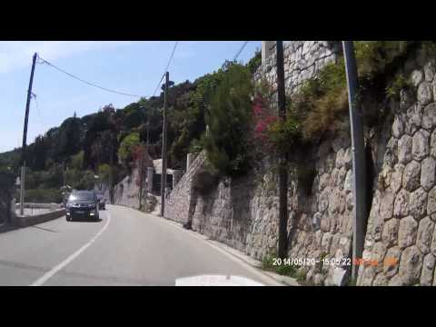 Nasze podróże 7. La Turbie - Èze - Saint-Michel - Nicea
