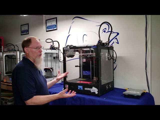 7 We have POWER! Let's home your 3d printer to verify all is working correctly.