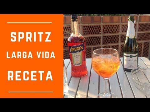 Receta Spritz Aperol