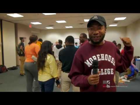 Atlanta Sphero Coding Workshop - Morehouse College - Culturally Relevant Computing Lab