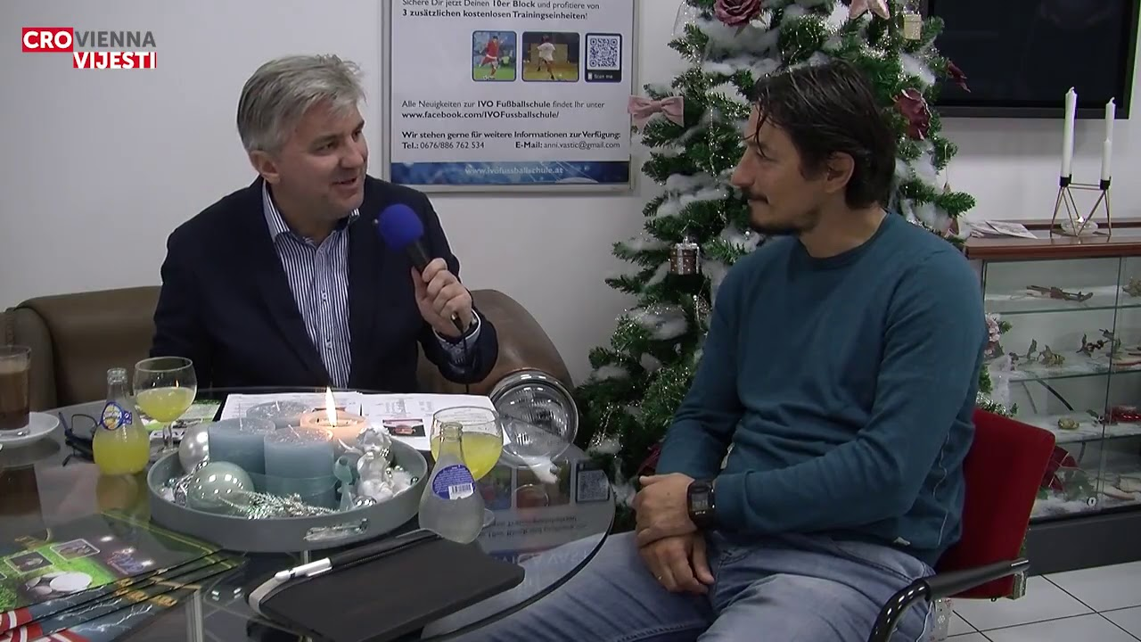 Razgovor s Ivicom Vastićem, legendom austrijskog nogometa