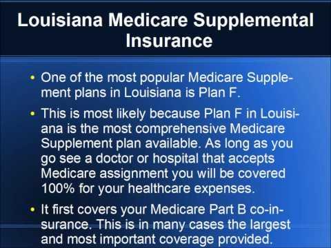 louisiana-medicare-supplemental-insurance