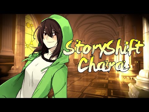 STORYSHIFT CHARA FIGHT ! | Sans-Simulator (Fan-game)