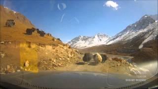 מסע ג'יפים לקירגיזסטן