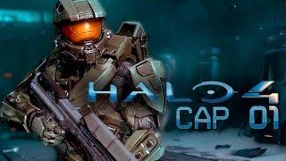 Halo 4 Campaña con ALKAPONE Ep. 1