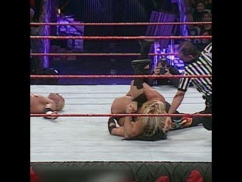 Chris Jericho vs. Chyna vs. Hardcore Holly at the Royal Rumble 2000
