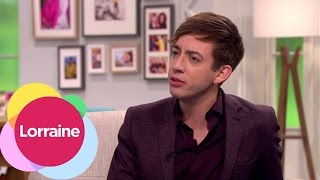 Kevin McHale On Losing Cory Monteith And The End Of Glee | Lorraine