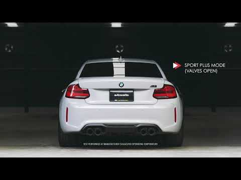 BMW M2 Competition - Remus Racing Exhaust