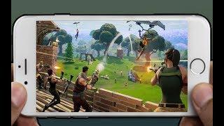 أفضل ألعاب أندرويد! صدق أو لا تصدق لعبة Fortnite رسميا للهواتف! GTA 4 جديدة ! اللعبة الأولى خيالية