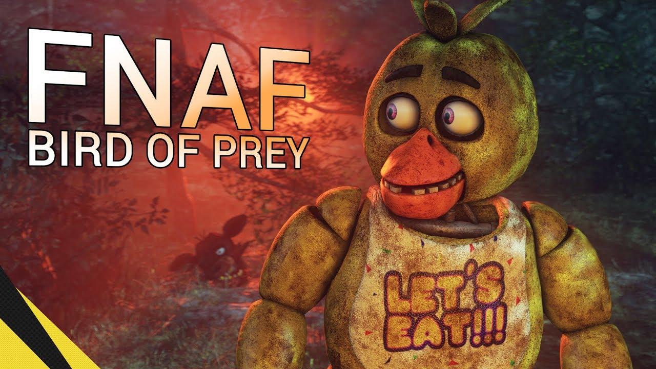 [SFM] Five Nights at Freddy's: Bird of Prey | FNAF Animation thumbnail