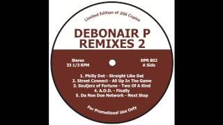 Debonair P - Remixes 2 LP (Snippets)