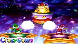 Mario Party 8 - Superstar Showdown w/ other Minigames Gameplay