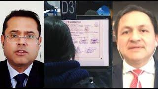 Expertos se pronuncian por controversia sobre acuerdos del Jurado Nacional de Elecciones