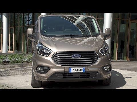 2018 Ford Tourneo Custom - Italian Media Drive Event