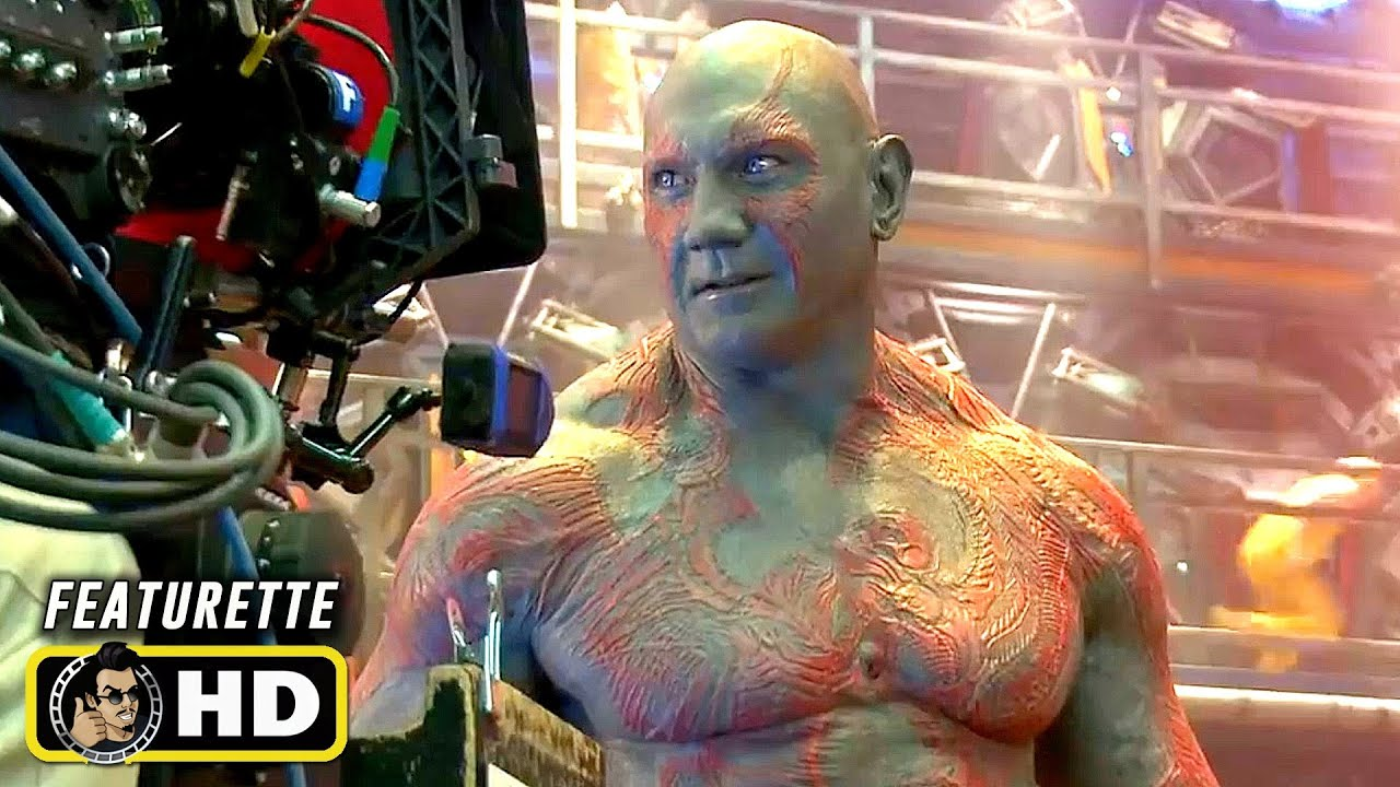 GUARDIANS OF THE GALAXY (2014) Behind the Scenes [HD] Marvel