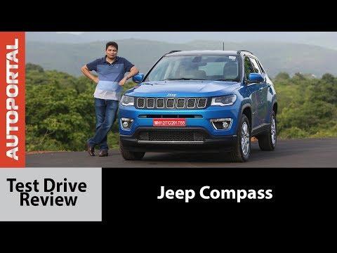 Jeep Compass Test Drive Review - Autoportal
