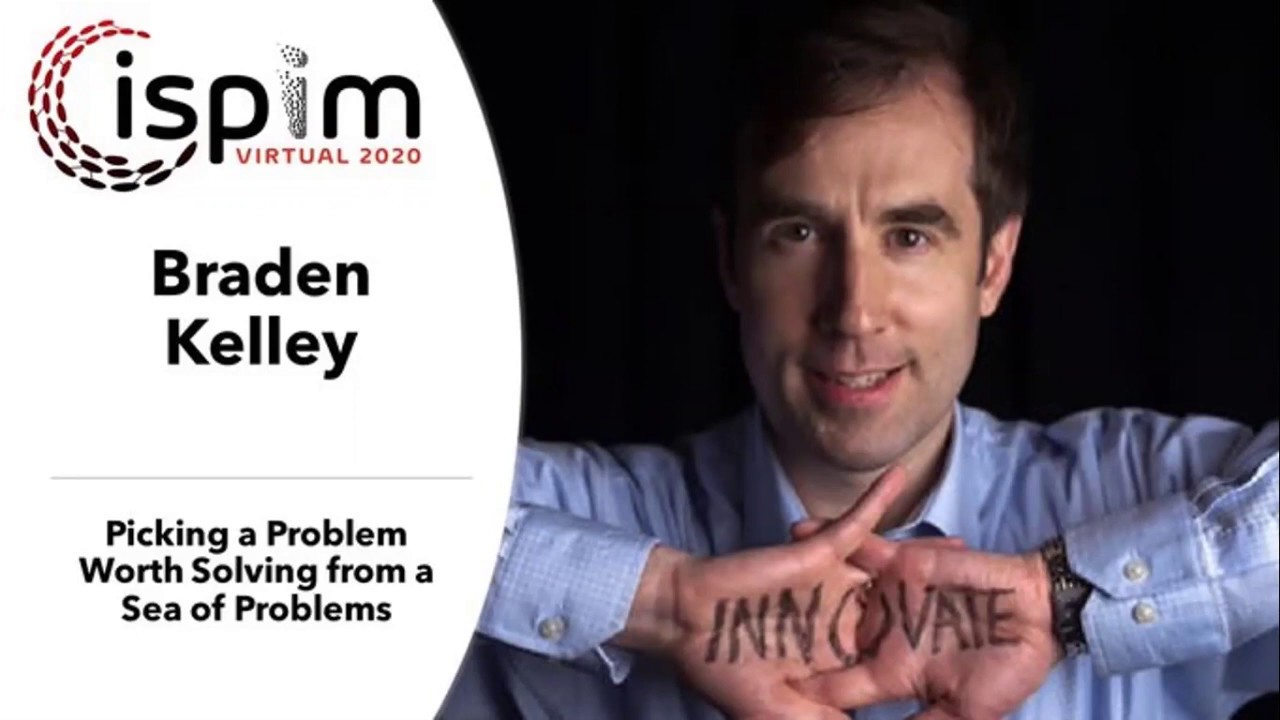 Braden Kelley on Picking a Problem Worth Solving from a Sea of Problems