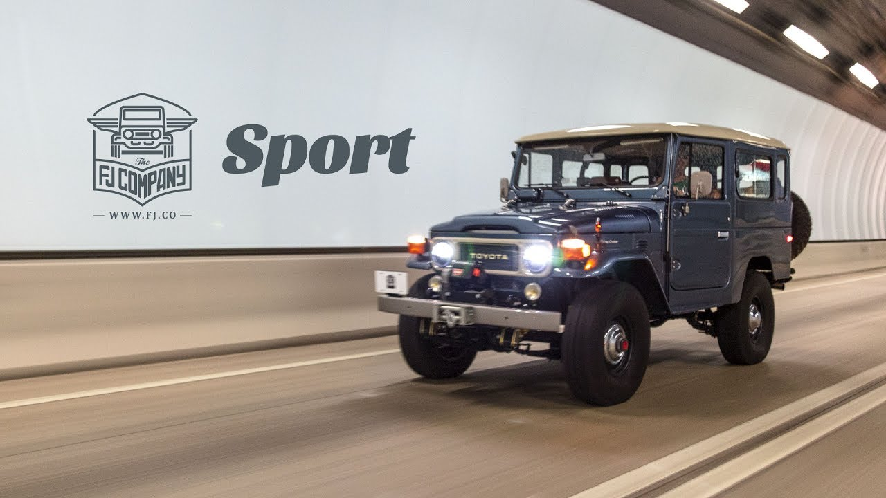 The FJ Company Sport