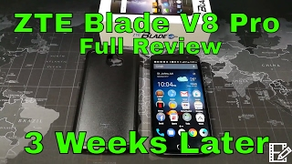 ZTE Blade V8 Pro - My Full Review - Still Loving It!