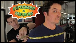 Does Captain America Cheat!?! - Superhero In Training Ep. 4