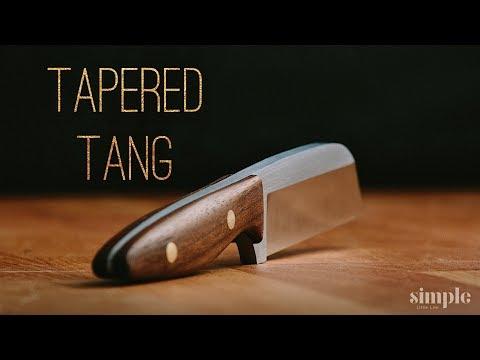 Gentleman's boat knife part 3 - finishing it up! - knife maker's vlog -