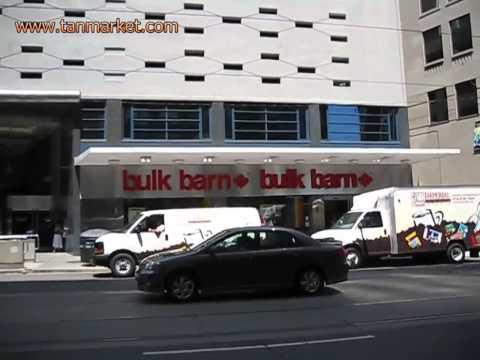 Bulk Barn Carlton st Downtown Toronto 19 June 2013